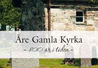 Foldrar Åre Kyrka