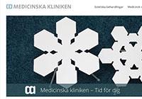 Hemsida Medicinska Kliniken